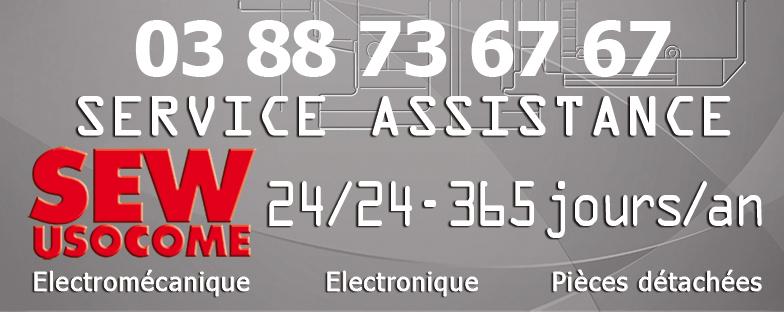 SEW USOCOME - Assistance 24/24 - 03 88 73 67 67